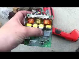 350z subwoofer amp repair youtube