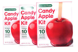 where to buy candy apple mix concord candy apple kit 3 pack bundle 30 ct