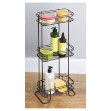 Wrought Iron Bathroom Shelves 3 Shelf Bath Tower 25
