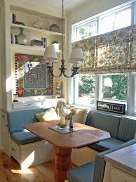 decorating ideas small breakfast nook ideas with wooden dining