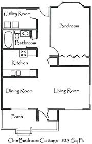 one bedroom cabin floor plans one bedroom cottage plans one bedroom cottage floor plans 1