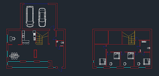 autocad how to create walls from a floorplan paplaukias