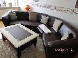 halbrundes sofa tolles halbrundes sofa kunstleder mit 3 kissen in niedersachsen