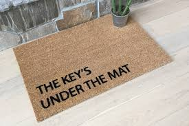 Funny Door Mat by Funny Gifts Unique Gift Ideas Gifts For Someone That Has