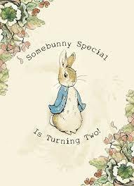 rabbit birthday rabbit printable birthday party invitations digital file