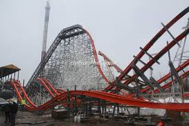 Six Flags Agawam Mass Cotd Park Trip Report Blog Coaster Of The Day