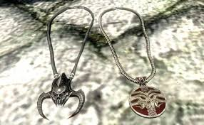 dragon necklace skyrim images Amulets of skyrim sse at skyrim special edition nexus mods and jpg