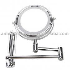 Dual Illuminated Vanity Mirrors Bathroom Enchanting Lighted Makeup Mirror For Modern Vanity