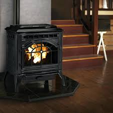 Electric Fireplace Stove Vernon Electric Fireplace Stove Fire Mount Stove Porcelain Black