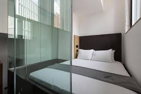 The Z Hotel City London UK Bookingcom - London hotels family room