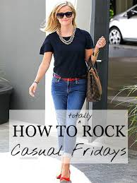 casual friday how to rock casual fridays of mercer