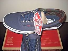 quality advantage men shoes vans authentic dress blues nautical
