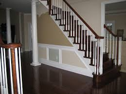 Stair Handrail Ideas Stair Railing White Best Ideas Glass Stair Railing