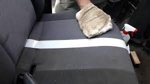 comment nettoyer des si es de voiture comment nettoyer un siège de voiture en tissu