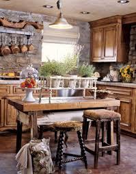 eat in kitchen island light wood island top gray tiles flooring