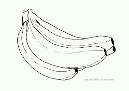best ideas of yellow fruit coloring pages with additional