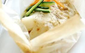 cuisiner filet de cabillaud recette filet de cabillaud en papillotte économique et facile