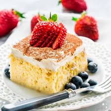 this classic tres leches cake made from scratch will blow your