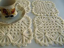 ravelry crochet coaster