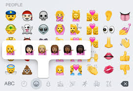 new ethnically diverse iphone emojis added to ios 8 3 by apple