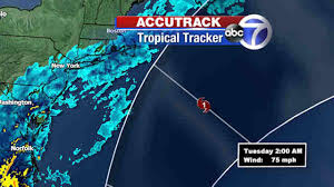 Mexico Hurricane Map by Tracking Joaquin New York City Area Outside Cone In Latest