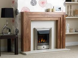 homeflame classica full depth gas fire pewter