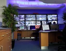 new cctv control room cdc technical services ltd