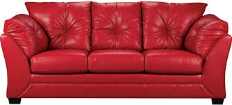 Fake Leather Sofa by Red Leather Sofa 89 With Red Leather Sofa Jinanhongyu Com