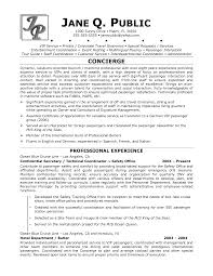 best ideas of resume cover letter examples for tour guide for your