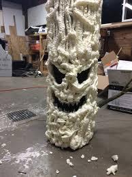 static haunted tree