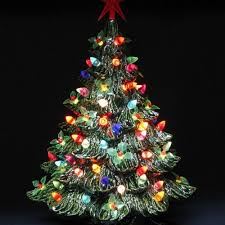 porcelain christmas tree with lights 8 best ceramic lit christmas trees images on pinterest christmas