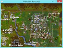 runescape for android runescape world map awesome runescape world map android apps on