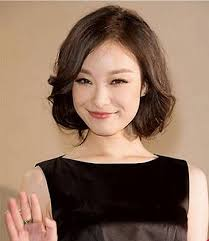 pictures of bob hairstyle for round face thin hair short bob hairstyles with side swept bangs for thin straight hair