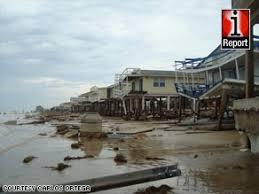 shattered homes greet galveston ireporters cnn com