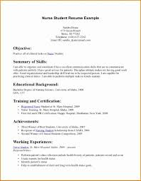 nursing student resume exles 6 resume exles for students besttemplates besttemplates