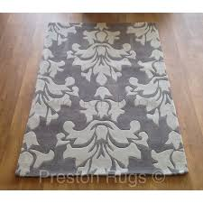 Damask Rugs Iliv Palladio Granite Grey Damask Rug Our Iliv Rugs Have A