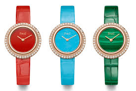 piaget possession piaget encourages cross selling of watches with jewellery as it