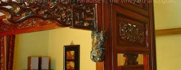 chambre d hote jarnac le palanquin chambre de charme près d angoulême à lit baldaquin