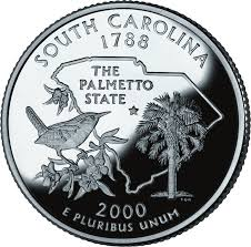 Blank Sc Map by South Carolina Flags Emblems Symbols Outline Maps