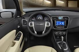 2015 Chrysler 200s Interior 2013 Chrysler 200 New Car Review Autotrader