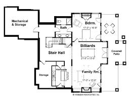 craftsman style house plan 3 beds 3 baths 3677 sq ft plan 928 7