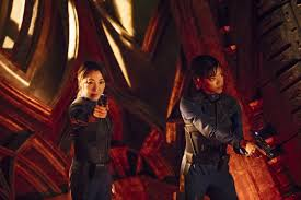 Seeking Season 1 Ep 2 Trek Discovery Recap Season 1 Episode 2