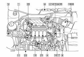 engine diagram 2001 vw golf engine wiring diagrams instruction