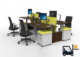 Office Desk System Sit Stand Desks By Cubicles