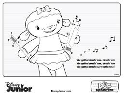 lambie u0027s brush your teeth song activity page teeth songs and