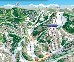 Vail Colorado Map by Steamboat Springs Colorado Us Ski Resort Guide