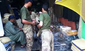 buy boots pakistan around the corner from the ghq a market for stolen nato goods