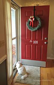 blog what does your red door tell people about you