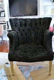 Lane Furniture Upholstery Fabric How To Paint Upholstery Fabric Black Velvet Chair 11 Magnolia Lane