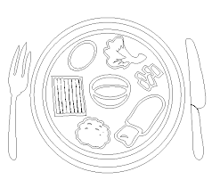 seder plate craft for passover